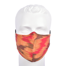 Load image into Gallery viewer, Gubbacci Premium Plus Face Mask with Filter - Red