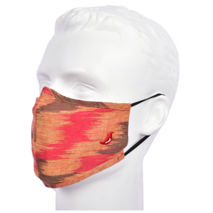 Gubbacci Premium Plus Face Mask with Filter - Red