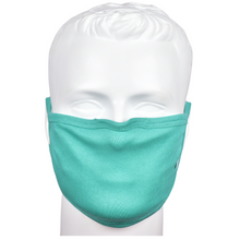 Load image into Gallery viewer, Standard Masks for Adults - Teal Green