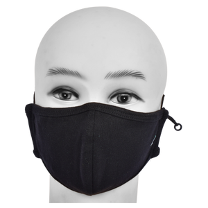 Standard Masks for Kids (5-12 Years)- Black