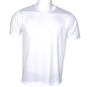 Customised Drifit Round Neck T-Shirt - Bulk Order (MOQ 120 T-shirts)