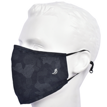 Load image into Gallery viewer, Gubbacci Premium Plus Face Mask with Filter - Camouflage Print