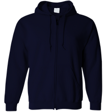 Load image into Gallery viewer, Customisable Cotton Hoodie with Zipper - Bulk Order (MOQ 120 Hoodies)