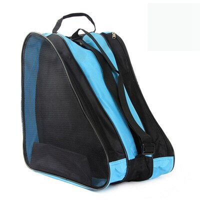 New Ice Skate Shoes Bag Big Capacity Ski Snow Boots Bag Portable Carry Shoulder Bag For sports skates Accessories