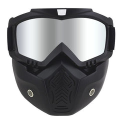 Fastrider helmet Mask Detachable Goggles scooter jet mask helmets goggles mask snow helmet goggles the same to BEON scooter mask