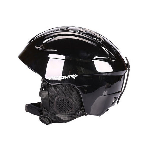 MOON Ski Helmet Ultralight PC+EPS Men Women Ski Helmet Snow Helmet Safety Skateboard Ski Snowboard Moto Snowmobile Helmet Mask