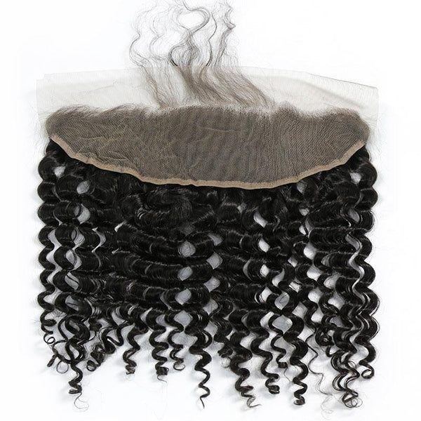 13 * 4 Lace Frontal Italian Curly