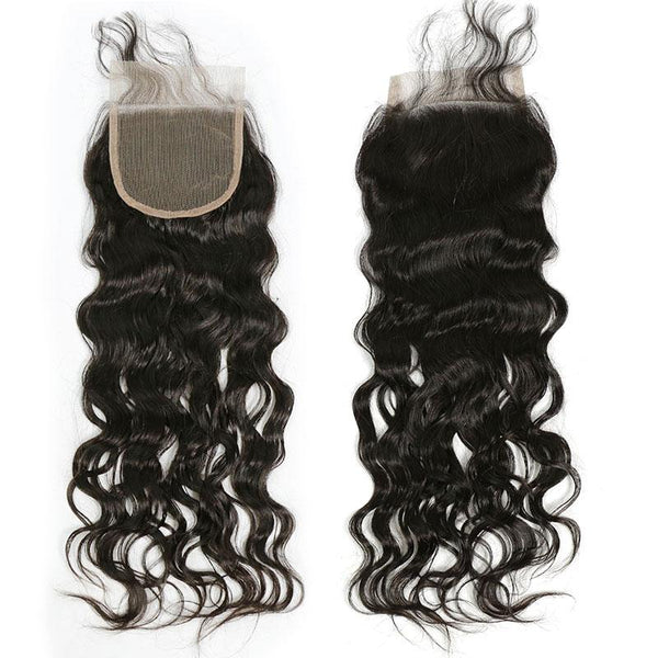 4 x 4 Lace Top Closure Natural Wave