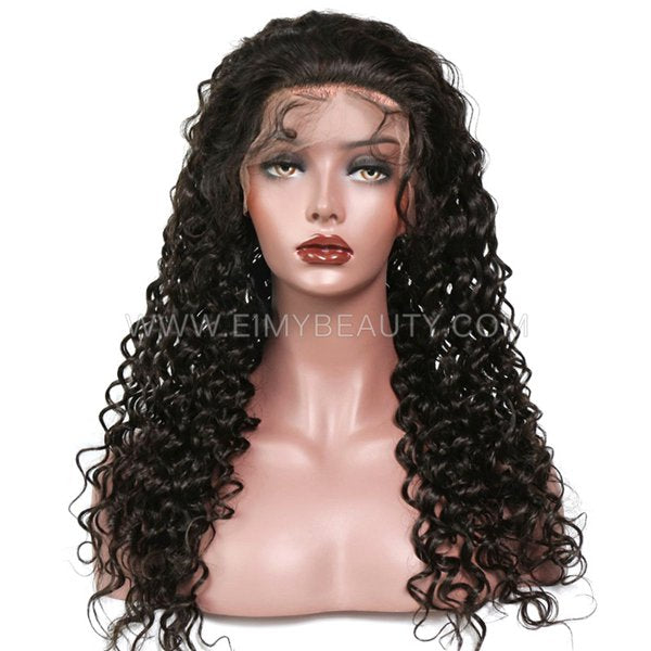 Lace Frontal Wig Deep Wave