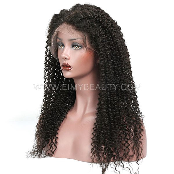Lace Frontal Wig Kinky Curly