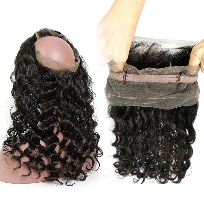 360 Lace Frontal Loose Wave