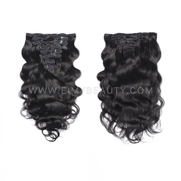 Clip-in Body wave