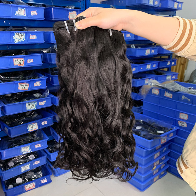9A Bundle Natural Wave