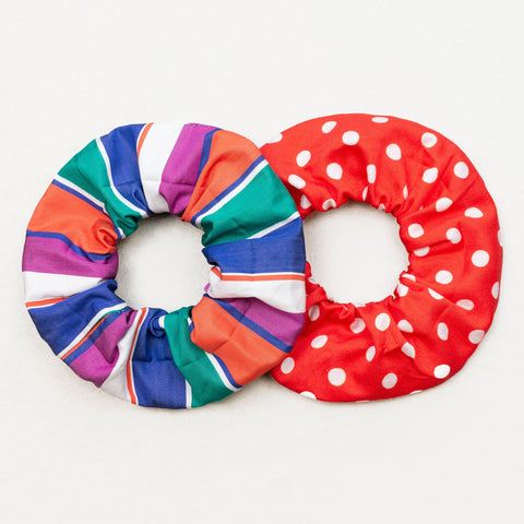 happyScrunchie Twinpack - Minimouse and Lolipop