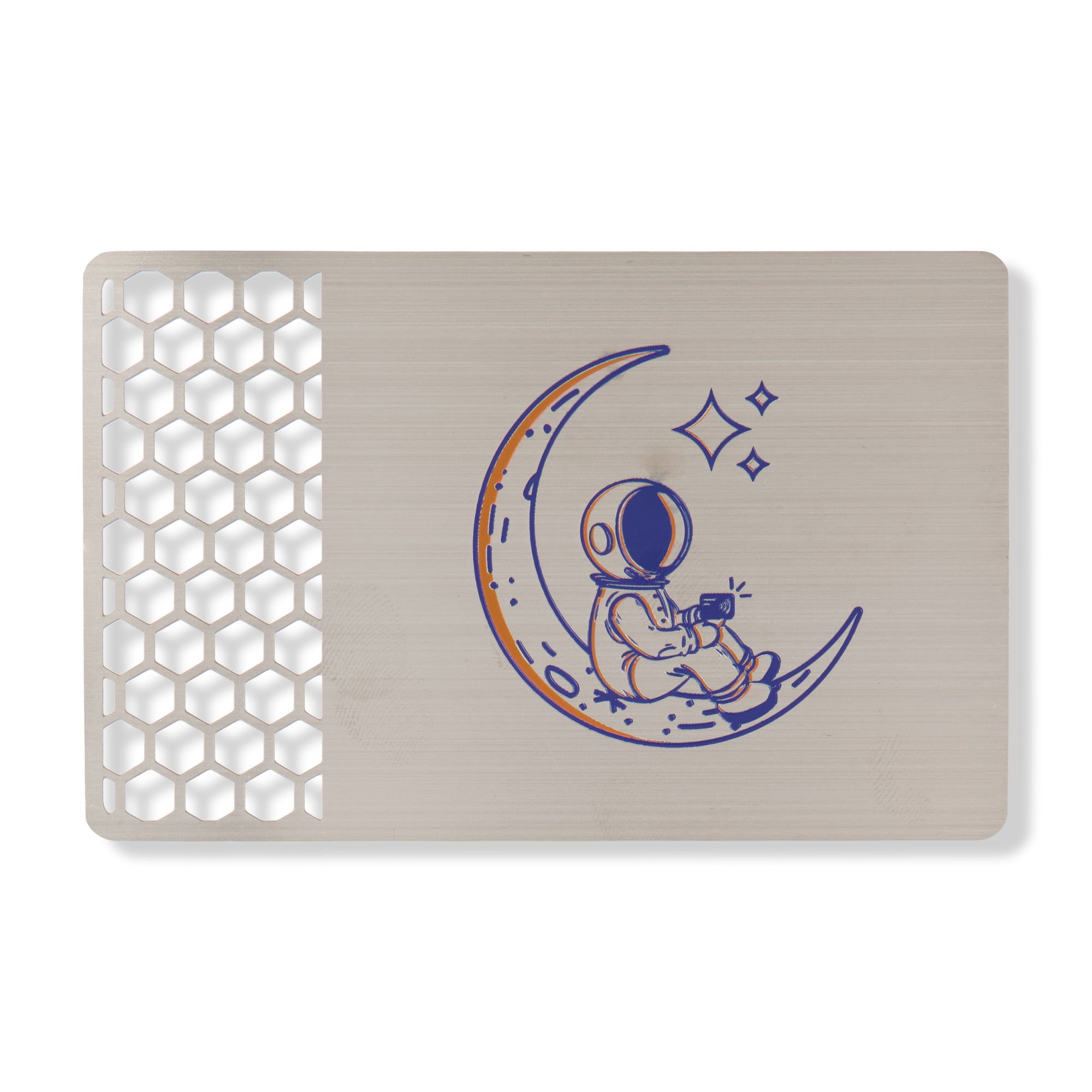Stainless Steel Metal Card