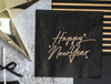 Happy New Year Napkins