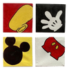 Mickey Mouse Mini Canvas Set