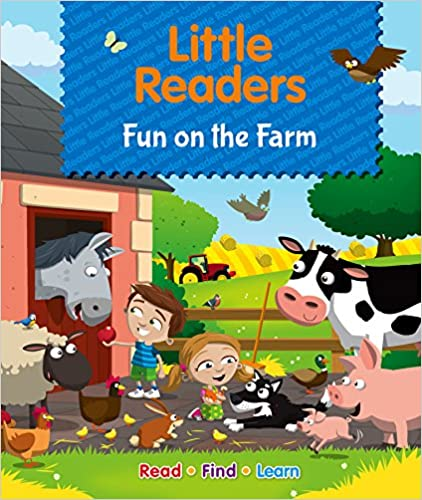 Little Readers: Fun on the Farm