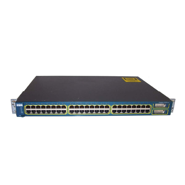 New Switch Cisco 2950-Series Catalyst