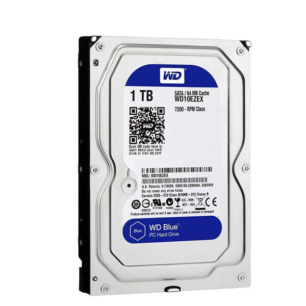 Hard Disk WD 1TB SSD Blue / New
