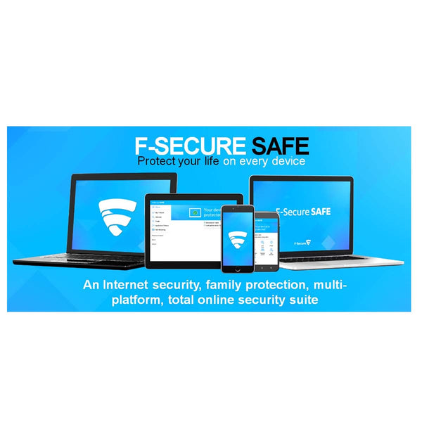 NEW SOFTWARE F-SECURE ANTIVIRUS