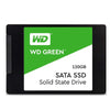 Hard Disk WD 120SSD Green / New