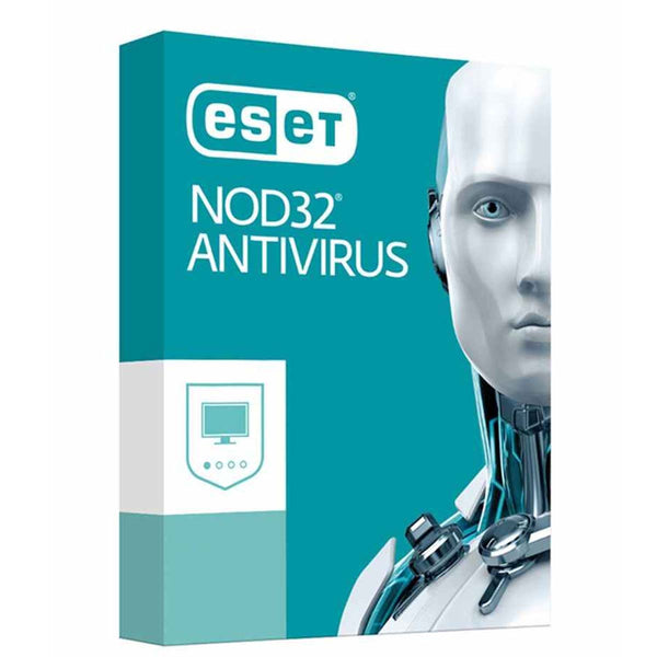 New Software NOD32 Antivirus 2 user 2019