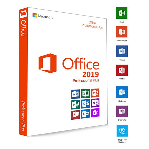 NEW SOFTWARE MICROSOFT OFFICE 2019 PROFESSIONAL