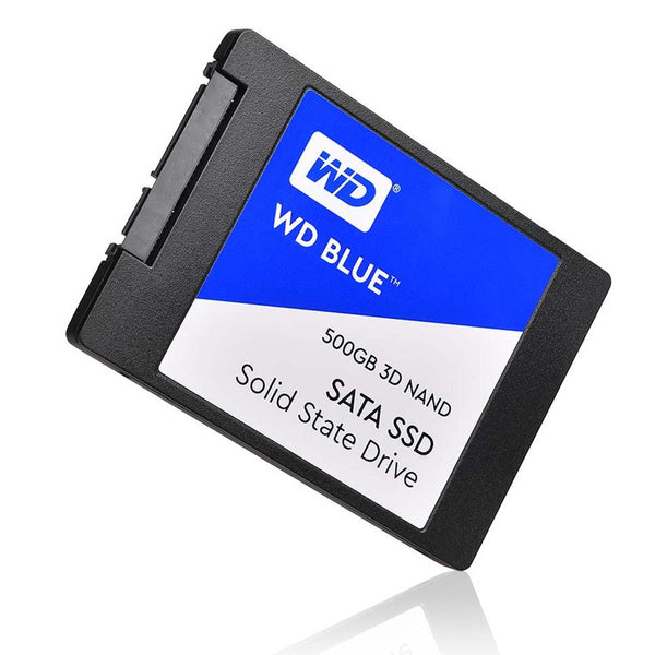 New Hard Disk WD 500SSD Blue