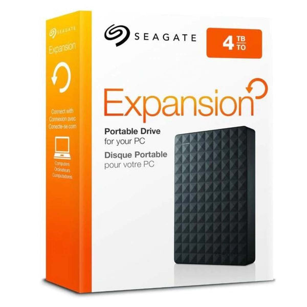 New Hard Disk Seagate Expansion  / 4TB