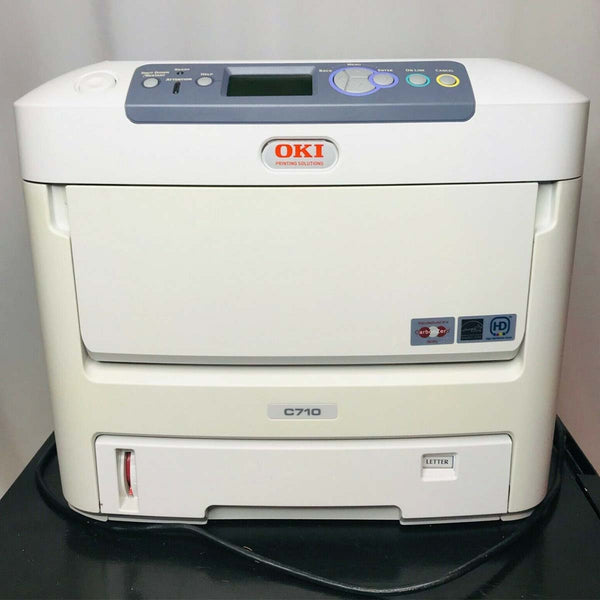New Printer Oki C3200 Inkjet