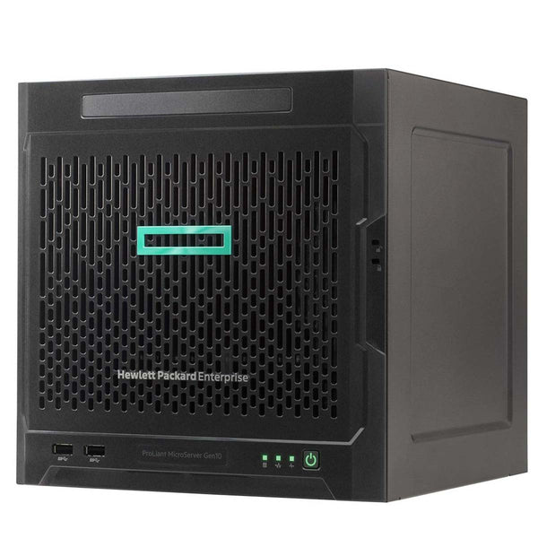 New Server HPE GEN10 X3421 Proliant Micro AMD / HDD4*2TB / RAM8GB / 2Port Nerwork