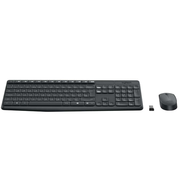 New Accessories Logitech MK235 Wireless Keyboard and Mouse