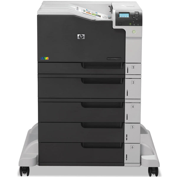 HP Printer Color Laserjet Enterprise M750xh / Used