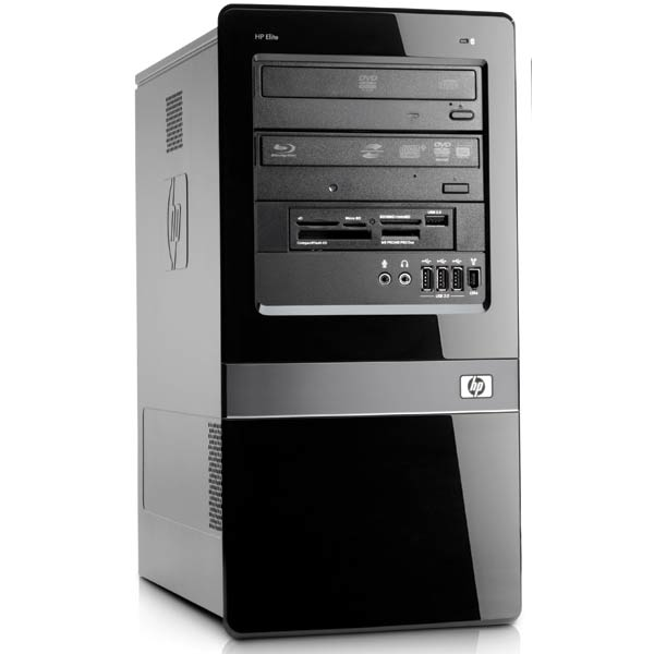 HP Desktop Elite 7200  2rd G / Intel Core i7 / 500GBHDD / 4GB Ram / Used