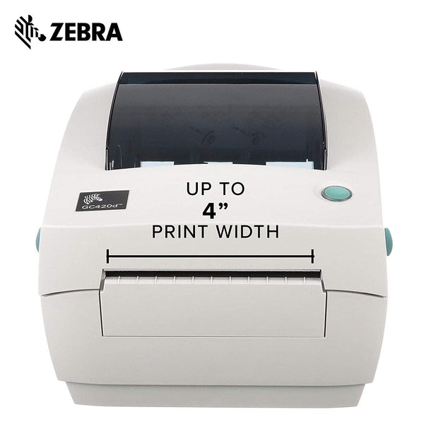 Zebra Printer GC420d Direct Thermal Desktop / New