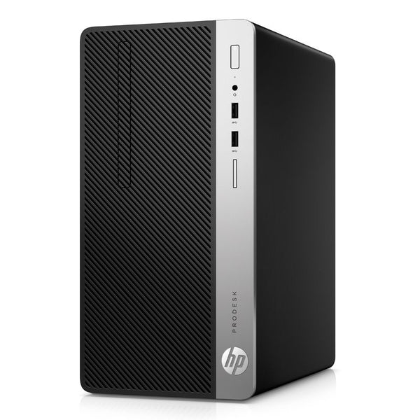 HP ProDesk 400-G6 MT - i7 / 4GB / 1TB / DOS (Without OS) / 1YW - Desktop / NEW