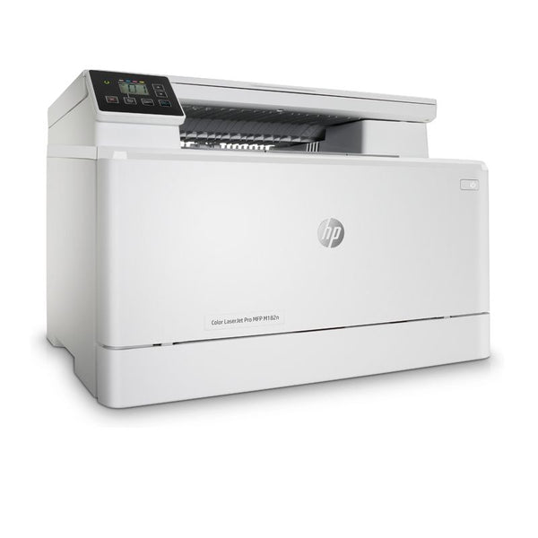 HP Color LaserJet Pro MFP M182n - 16ppm / 600dpi / A4 / USB / LAN / Color Laser - Printer / New