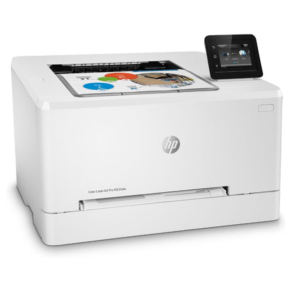 HP Color LaserJet Pro M255dw - 21ppm / 600dpi / A4 / USB / LAN / Wi-Fi / Color Laser - Printer / New