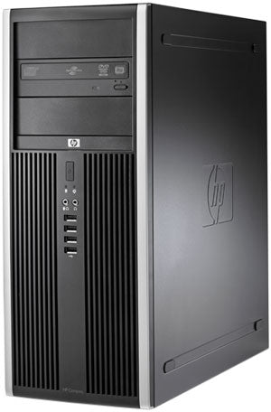 HP Desktop Compaq 8100  / 2nd G / Intel Core i7  / 320GBHDD / 4GB Ram / Used
