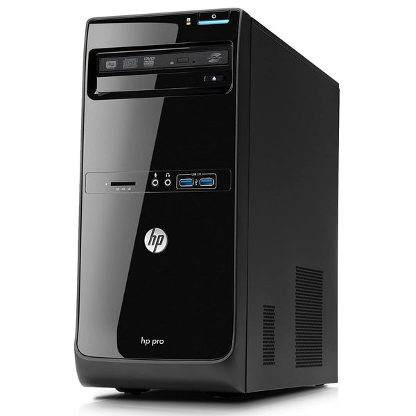 HP Desktop Pro 3500 Microtower 3rd G / Intel Core i7 / 500GBHDD /  4GB Ram / Used