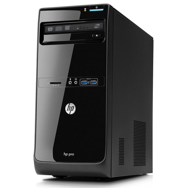 HP Desktop Pro 3500 Microtower 3rd G / Intel Core i7 / 320GBHDD /  4GB Ram / Used