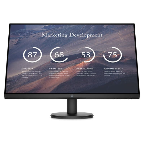 "HP P27v G4 - 27"" IPS / 5ms / D-Sub / HDMI - Monitor / New"