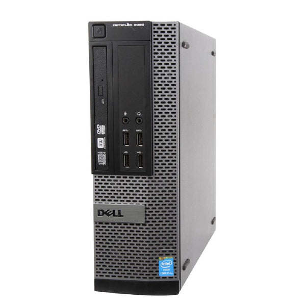 Dell Desktop OptiPlex 9020 SFF 4th G / Intel Core i7 / 500GBHDD / 4GB Ram / Used