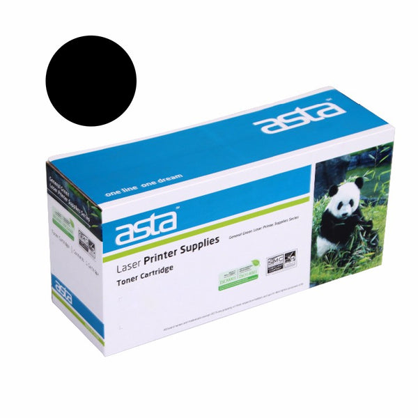 For HP CF400A Black Copatible LaserJet Toner Cartridge - For HP Color LaserJet Pro M252/MFP M277 series