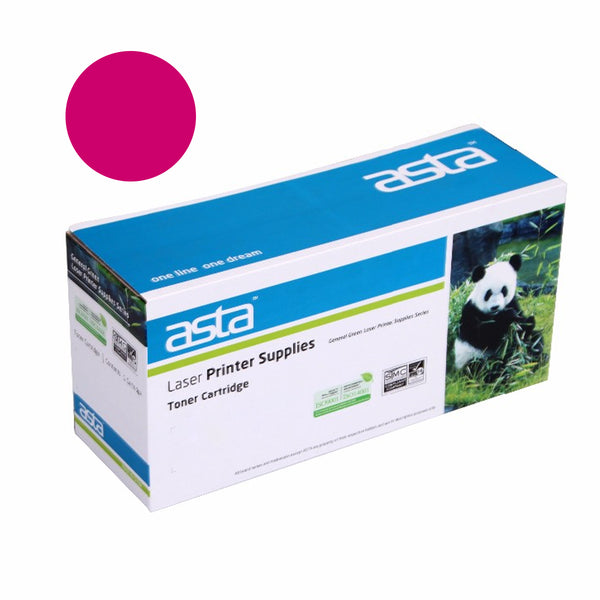 For HP CE323A Magenta Copatible LaserJet Toner Cartridge - For HP CP1525n/CP1525nw/CM1415fnw
