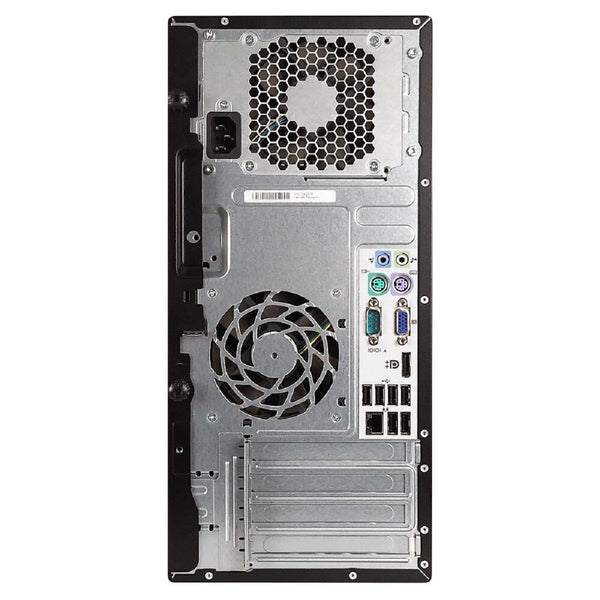 HP Desktop Compaq 8200 Elite 2nd G / Intel Core i7  3.4GHZ / 1TBHDD / 4GB Ram / 1GB VGA