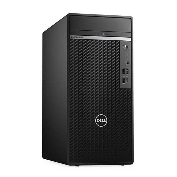 Dell OptiPlex 7080 MT - i7 / 4GB / 1TB / DOS (Without OS) / 1YW - Desktop / New