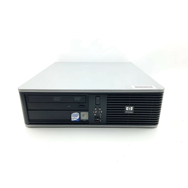HP Desktop Compaq dc7800  / Intel Core 2DUO  2.3GHZ / 160GBHDD / 2GB Ram / Used
