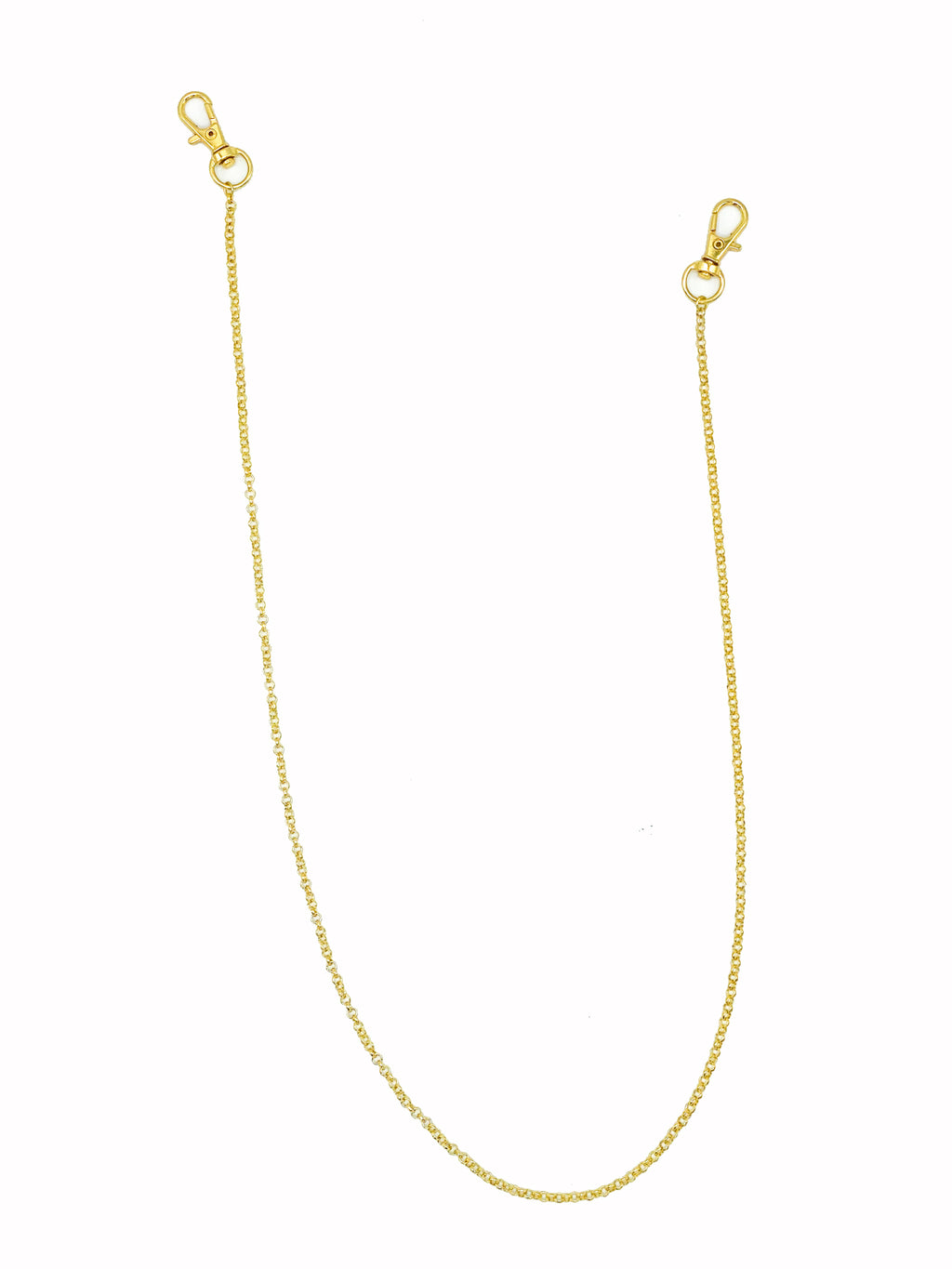 Gold Royce | Mask Chain Necklace
